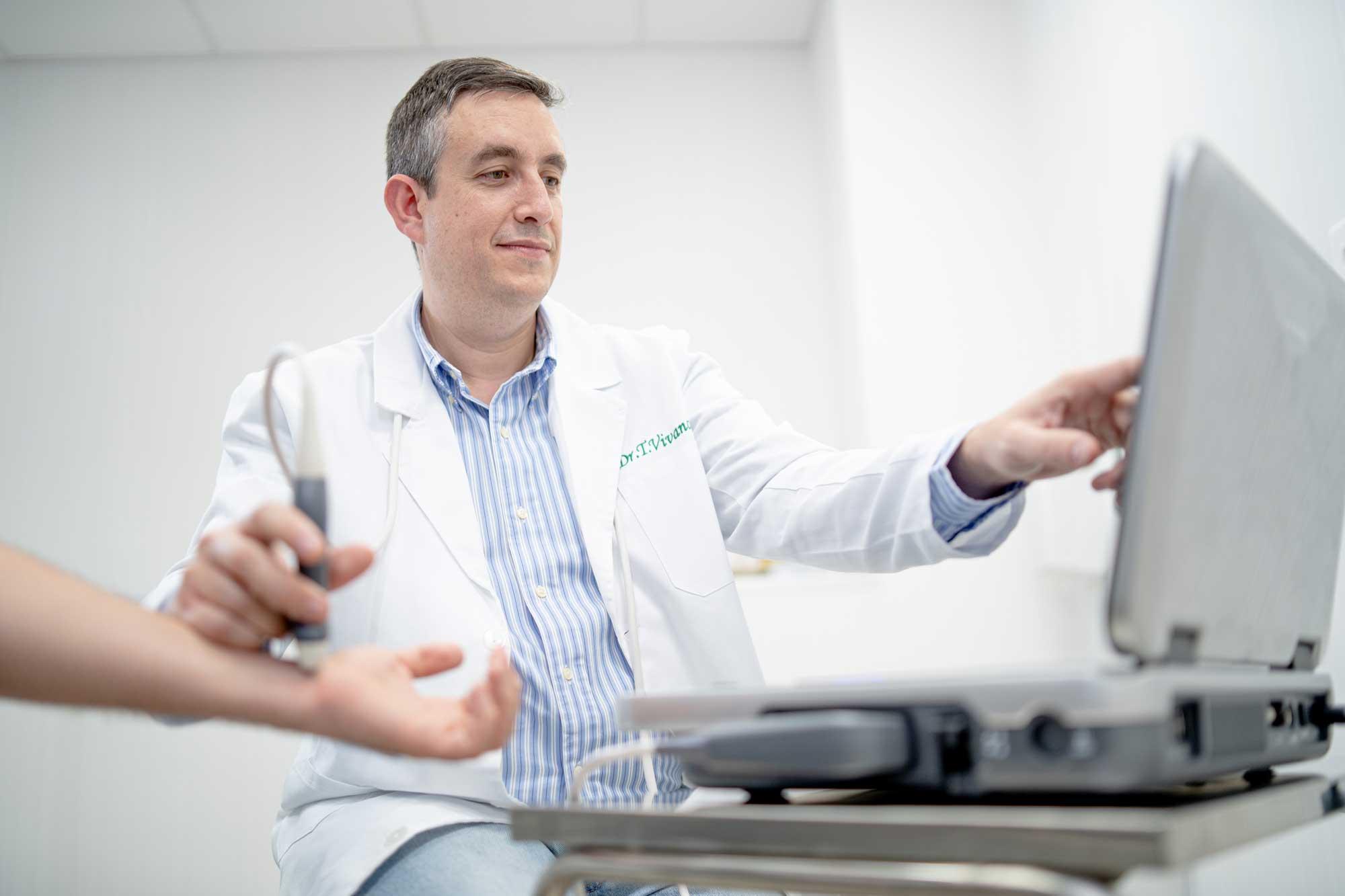 Cirugía de mano - Dr Vivanco